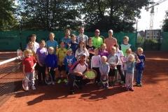 Jugend Tennis Camp 2015