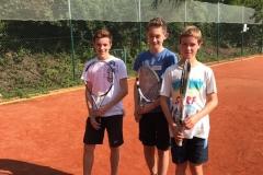 Jugend Tennis Camp 2017