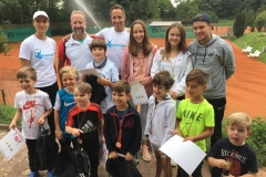Jugend Tennis Camp 2019